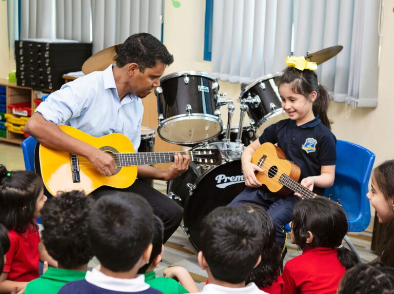 Music Lessons - Guitar