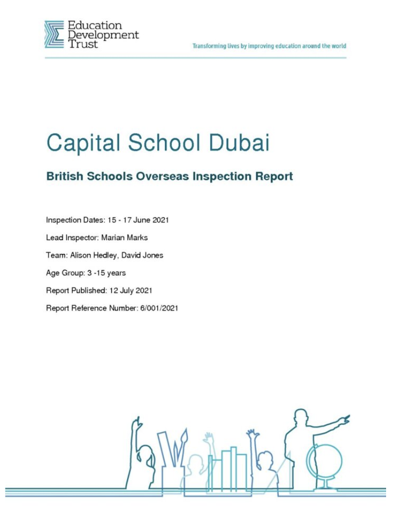 BSO Report Cover